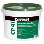 Ceresit - bitumen emulsion CP 41