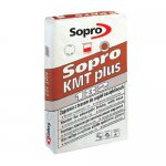 Sopro - mortar for absorbent bricks with trass, color KMT Plus
