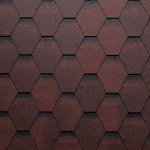 Tegola - Euro Polimeric Shingle Eco Roof Hexagonal tile