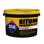 Atlas - asphalt and bituminous mass Universal bitumen Atlas B-BU