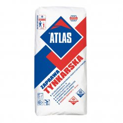 Atlas - ZTM mechanical plastering mortar